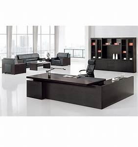 Big Wooden Modern Executive Desk Office Table Design - Buy ...