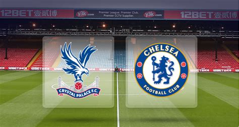 chelsea lost  crystal palace     epl