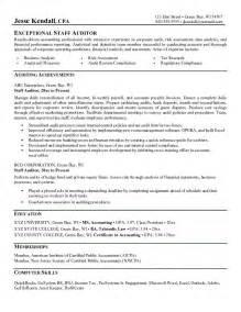 resume exles objective sales manager night auditor exle resume