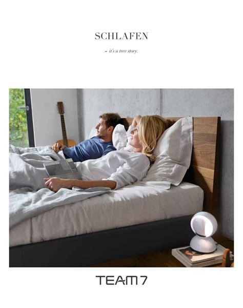 team 7 küchen katalog team 7 schlafen katalog by stefan alt issuu