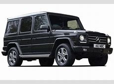 Mercedes GClass SUV review Carbuyer