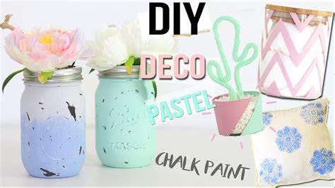 diy rangement bureau diy deco 4 deco pastel chambre bureau chalk paint