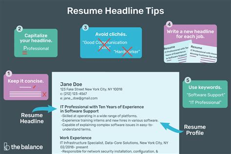 meaning of resume headline 48 expert meaning of resume in