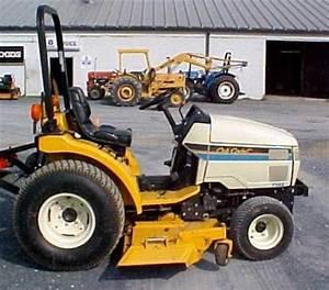 Cub Cadet 7192  Pdf Compact Tractor Service  Shop Manual