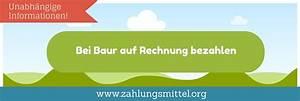Versandhaus Auf Rechnung : anleitung auf rechnung bestellen beim baur online shop ~ Themetempest.com Abrechnung