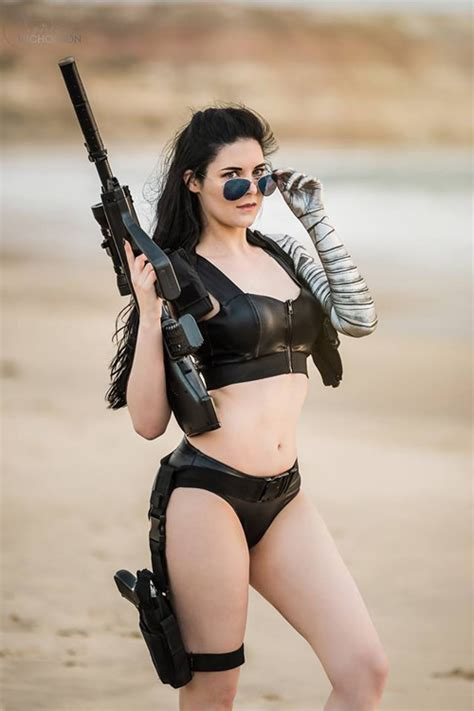 summer soldier bathing suit cosplay