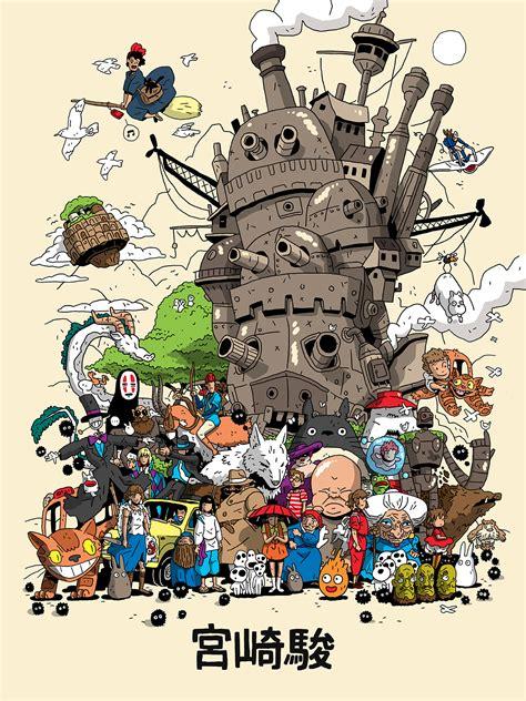 Best Of Hayao Miyazaki Take The Catbus To A Hayao Miyazaki Inspired Show