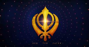 Khanda Sikh Symbol Wallpapers - 1920x1010 - 184455
