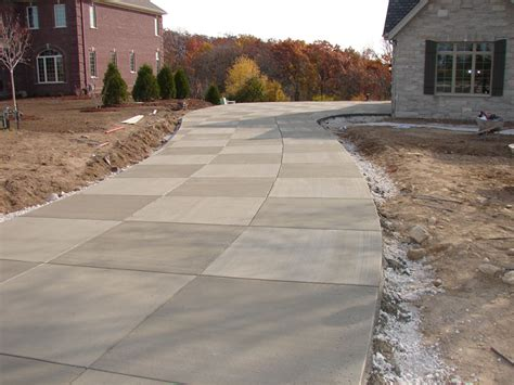 pictures of driveways concrete driveway maintenance tips jbs construction