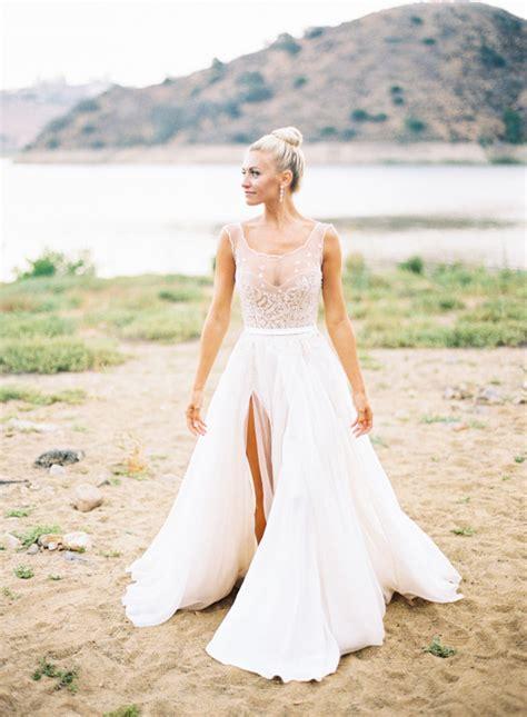 sexy wedding dresses inspired  lady gagas dreamy dior