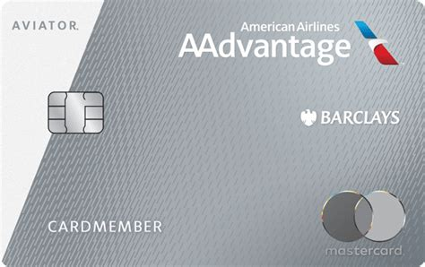 aadvantage aviator red mastercard american airlines