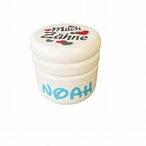 Milchzahndose Mit Namen : herz milchzahndose individuelle zahndose personalisiert ~ Watch28wear.com Haus und Dekorationen