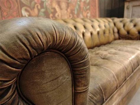 what to look for in a leather sofa vintage style leather sofas could add to the retro look
