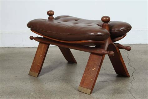 antique camel saddles for pair of vintage moroccan brown camel saddle stools at 1stdibs 7465