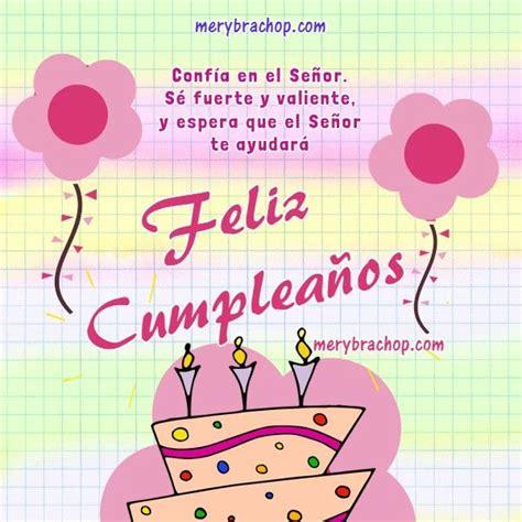 Buenos Deseos de Cumpleaños Mensajes Cristianos Buenos