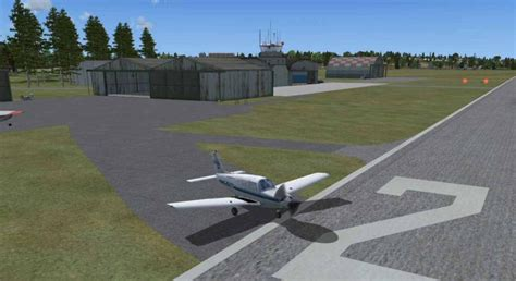 Cumbernauld Airport Scenery For Fsx