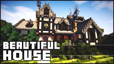 Minecraft  Beautiful House Youtube