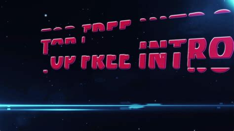 after effects intro templates after effects intro template topfreeintro