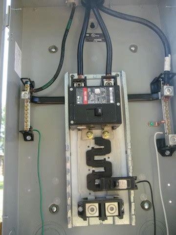 Amp Meter Loop Critique Work Electrical Page