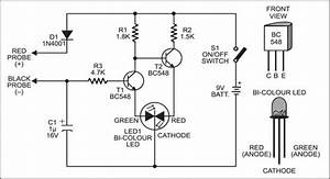 Battery Tester Wiring Diagram : multitester for various electronic components full ~ A.2002-acura-tl-radio.info Haus und Dekorationen