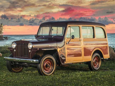 jeep station wagon 2016 1949 willys jeep station wagon