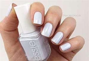 nails reloaded - Nagellack: blassblau