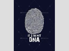 It's in my DNA T shirt Design for Funny Men & Women Tee