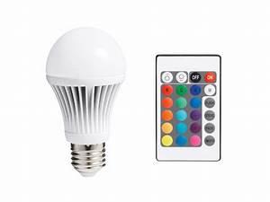 Ampoule Led Couleur : livarnolux ampoule led avec changement de coule lidl ~ Melissatoandfro.com Idées de Décoration