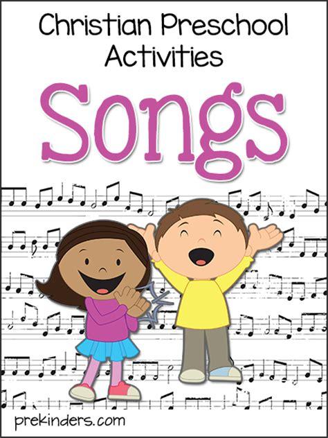 christian preschool activities archives prekinders 398 | songs christian preschool