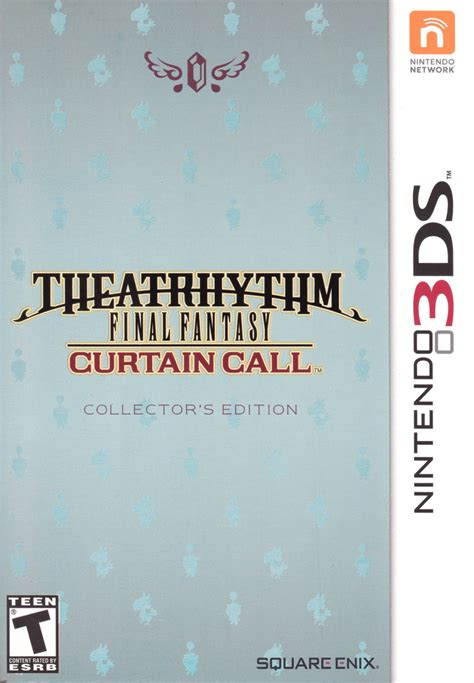 theatrhythm curtain call stats theatrhythm curtain call collector s