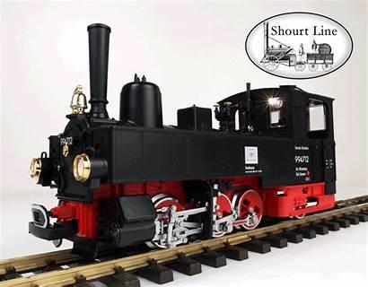 German Steam Lgb Engine Smoker Locomotive Production