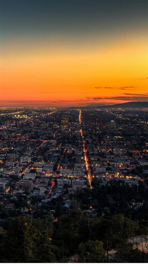 die  besten los angeles wallpapers