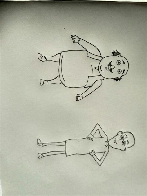 motu patlu anime drawing   drawings aboriginal