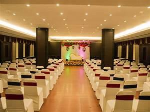 Banquet Hall At Hotel Royal Plaza