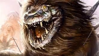 Evil Egyptian Mythical Creatures