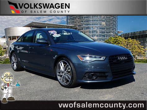 Pre-owned 2016 Audi A6 3.0t Prestige 4dr Car In