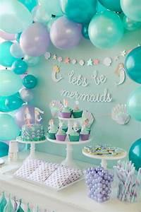 Theme Anniversaire Fille : 5 id es de th me anniversaire fille club mamans ~ Melissatoandfro.com Idées de Décoration