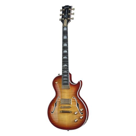Gibson Supreme by Gibson Les Paul Supreme 2015 Heritage Cherry Sunburst