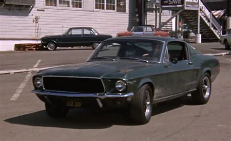 Where Is The Real Bullitt Mustang by Mustang Used In Steve Mcqueen S Bullitt Supposedly