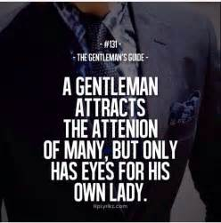 Real Gentleman Quotes