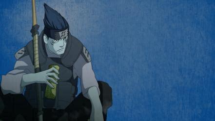 naruto shippuden akatsuki hoshigaki kisame blue
