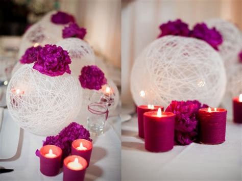 easy diy wedding decorations   budget