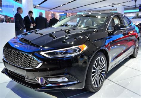 2020 Ford Fusion Latest News