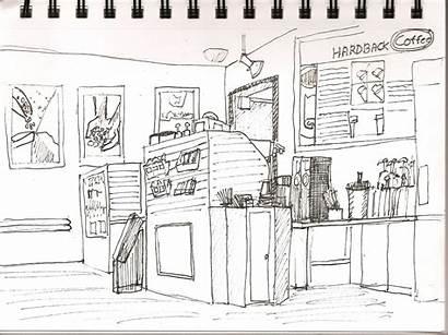 Coffee Sketch Pencil Richland Hastings Colored Wsu