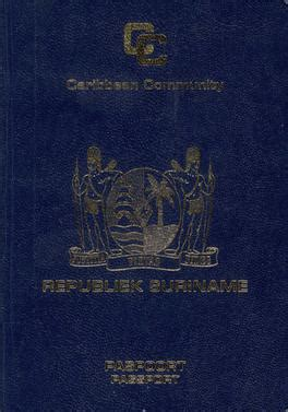 surinamese passport wikipedia