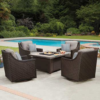 costco outdoor furniture sectional