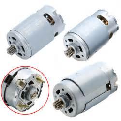 18v Electric Motor by Mayitr Electric Rs550 Motor 12 Teeth Gear 12v 14 4v 16 8v