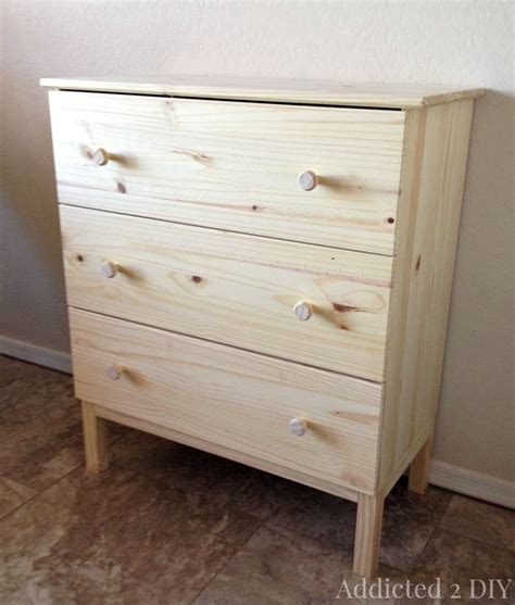 Tarva 6 Drawer Dresser Hack by Ikea Tarva Hack 3 Drawer Chest To Bar Cabinet
