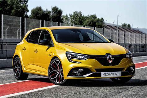 Renault Megane Sport 2018 renault megane r s trophy is most powerful renault