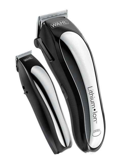 cordless lithium ion clipper wahl hair trimmer barber electric pro